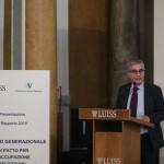 Il divario generazionale.Un patto per l'occupazione dei giovani Viale Romania 12112018